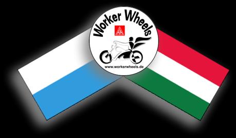 Vorankündigung – Bayerisch – Ungarisches Treffen der Worker Wheels 02.06.-06.06.2022